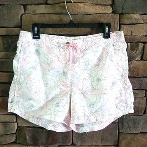 Eddie Bauer Women's Swim Cover-up Beach Shorts